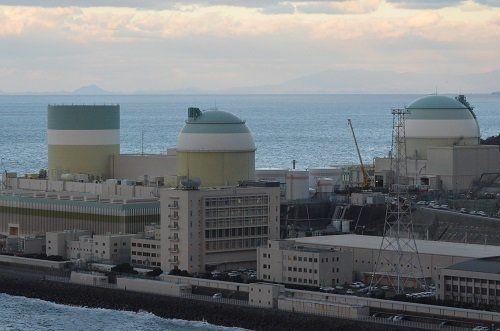 ●広島高裁が運転を禁じる決定を出した四国電力伊方原発