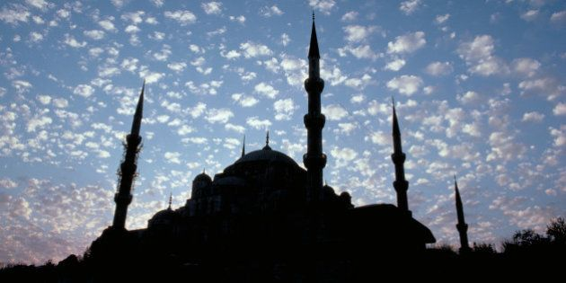Blue Mosque at