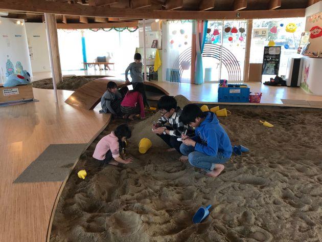 福島の子どもの施設を取材した