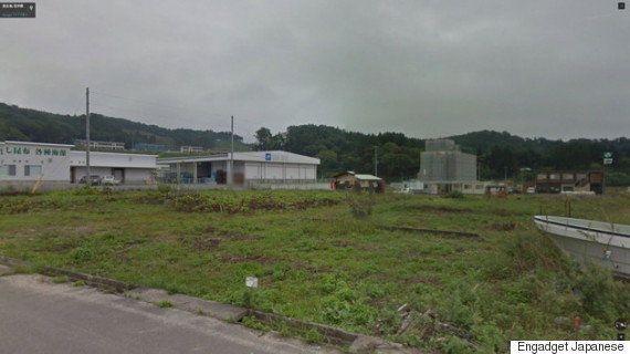 東日本大震災から5年、Googleが被災地域のストリートビューを更新。特設サイトで震災前の様子も閲覧可能