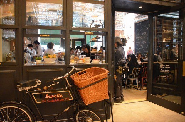 1Fレストラン「Buvette」