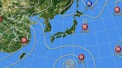 【天気】8月1日 局地的大雨に注意