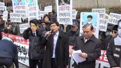 慰安婦問題の日韓合意、韓国では賛否両方のデモ相次ぐ(動画)