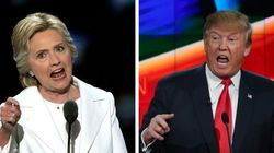 【アメリカ大統領選】トランプ氏とクリントン氏、最後のテレビ討論会(テキスト中継)