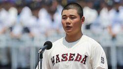 清宮幸太郎の夏が終わる。史上最多108号ならず 早実が西東京大会決勝で敗退
