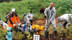 「麻央がつなげてくれた縁」海老蔵さん、家族と志賀高原で植樹