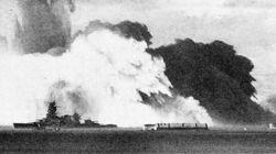 戦艦長門、沈没から71年