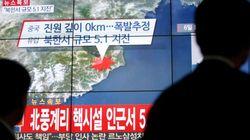 北朝鮮「水爆の実験に成功」