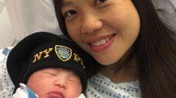 警官の夫が殉職⇒2年半後に彼の赤ちゃん産む 可能にしたのは死後の精子の冷凍保存だった