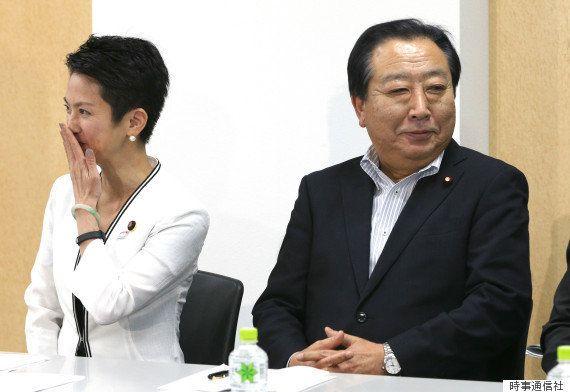 民進党の蓮舫氏、代表辞任で記者から「女性初の首相を目指さないのか?」と問われると...