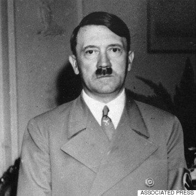 ヒトラー(1938年撮影)