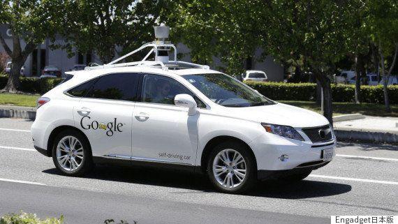 Google自動運転車がバスに接触、初の加害事故を起こす