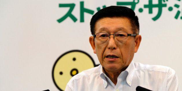 秋田県の佐竹知事、大雨緊急会議の欠席理由で虚偽説明 県部長とのゴルフ旅行だった