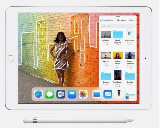 新iPad、国内価格は3万7800円〜、最短で3月30日に配達