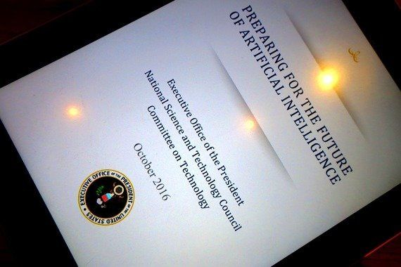 ホワイトハウスがAIの透明性を求める