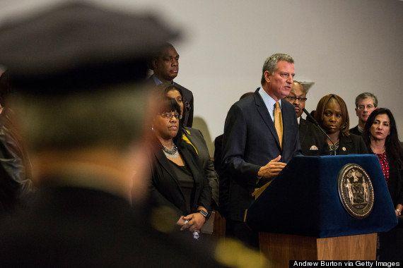 黒人男性エリック・ガーナーさんを窒息死させた白人警官も不起訴 NYに怒りの声渦巻く【現地レポート】