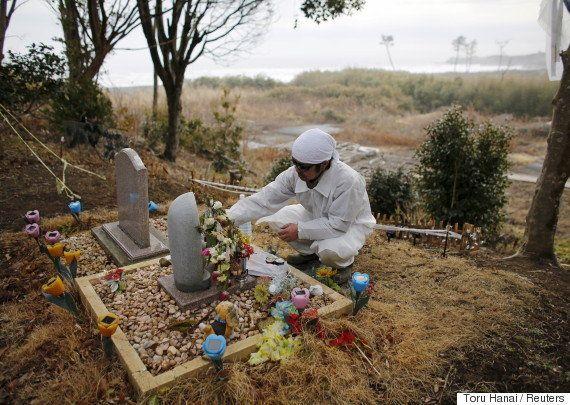 福島・津波で行方不明の女の子の遺骨見つかる、父はずっと捜索を続けていた
