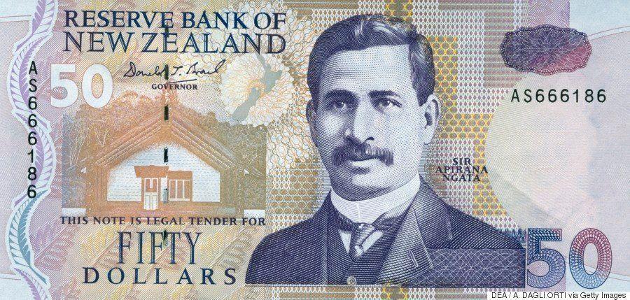 「岡田准一すぎるお札」ニュージーランドに実在していた