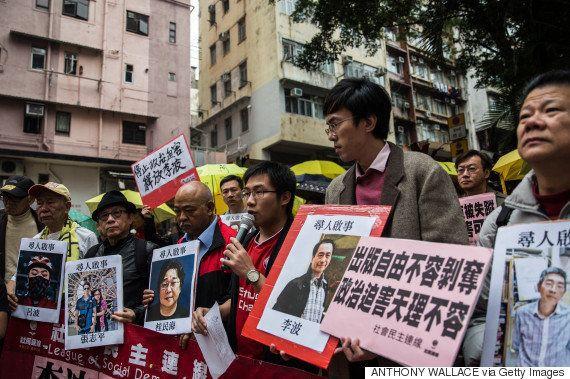 香港で禁書専門店の関係者が相次ぎ失踪