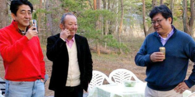 安倍晋三首相と加計孝太郎氏、食事やゴルフ14回 「食事代、先方が支払うこともあった」安倍首相