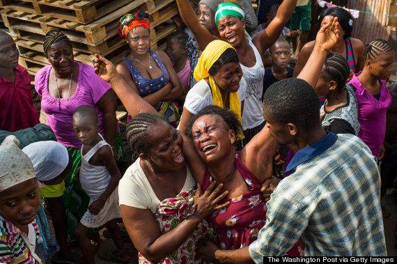 エボラ出血熱が終息にはほど遠いことがわかる13の数字