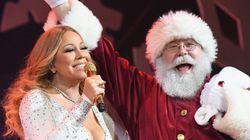 クリスマスのカップルに大音量で聞かせてあげたい、マライアのあの名曲(動画)