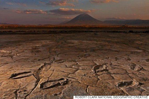 古代人の足跡、およそ1万年前のものと判明 何がわかった?