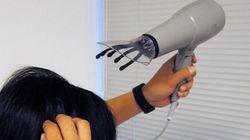 「薄毛に効くドライヤー」が登場か プラズマクラスターに育毛効果?