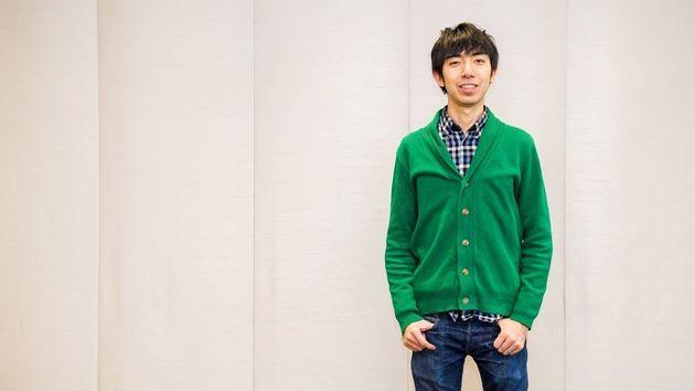 エモモ(社名はミラティブに変更準備中)代表取締役社長の赤川隼一氏