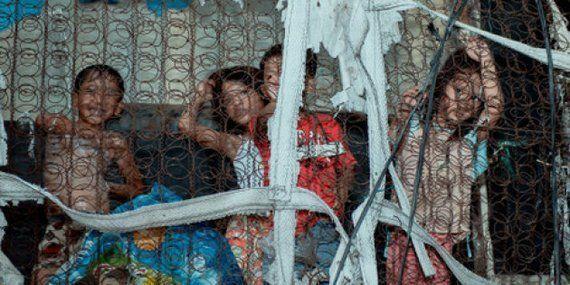 貧困、栄養失調、伝染病...マニラのスラム「ハッピーランド」は悲しみに包まれる場所