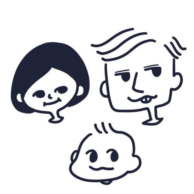 育児中の母親が最新のiPad