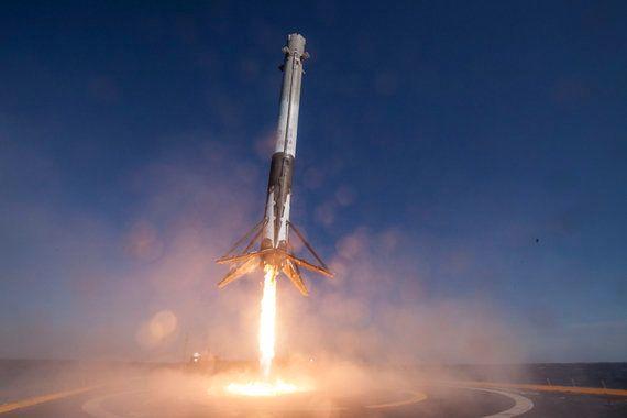 SpaceX、ロケットの24時間以内再利用を2018年までに実現へ。火星目指す費用削減の必須条件