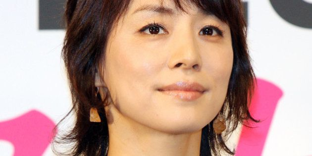 TOKYO - OCTOBER 27: Japanese actress Yuriko Ishida attends the 'Sayonara Itsuka' press conference at...