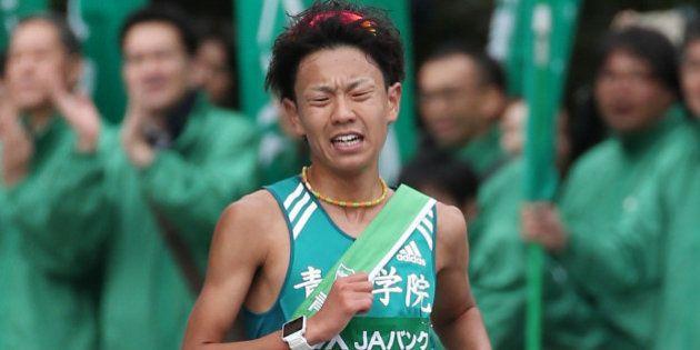 【箱根駅伝】青山学院が往路完全優勝。23年ぶり、1度も首位譲らぬ快挙
