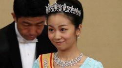 佳子さま、ミントグリーンのドレスで宮中晩餐会に参加【画像】