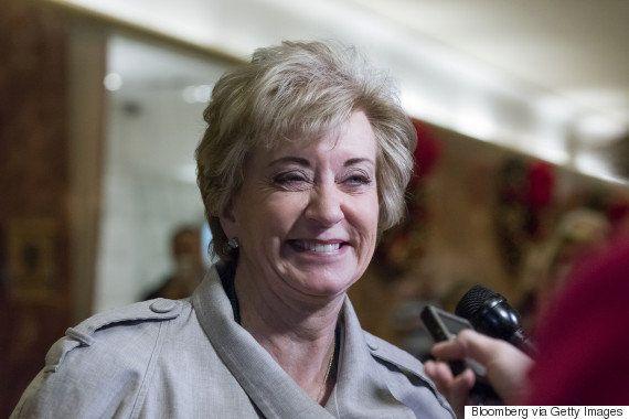 トランプ政権閣僚にWWE元CEOのリンダ・マクマホン氏。中小プロレス団体を壊滅させた過去