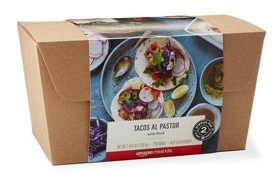 米Amazon、惣菜用食材提供サービスをテスト中