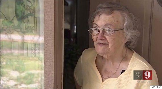 ハリケーン被害で、一人暮らしの祖母と連絡取れない→警察に聞いても不明→そのとき孫がとった行動は...