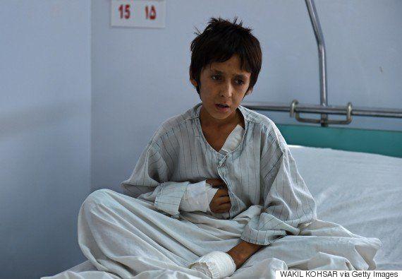 アフガニスタン、戦争の負傷者の逃げ場をルポ アメリカ軍の病院空爆で影響受ける