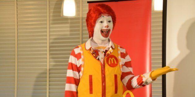ドナルド・マクドナルドが出演制限 全米に広がる「不気味なピエロ現象」とは