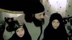 幼い少女が自爆テロ、カメラの前で「殉教します」【シリア】