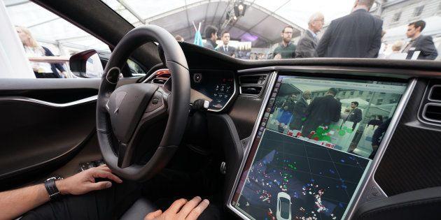 自動運転の普及とインフラ-完全自動運転が普及した社会とまちづくり:研究員の眼