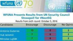 「ロシアの反対」「女性候補」に打ち克ったグテーレス国連新事務総長