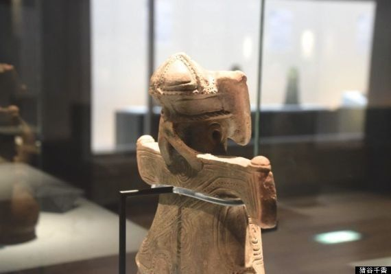 東京国立博物館に国宝「土偶」5体が集結