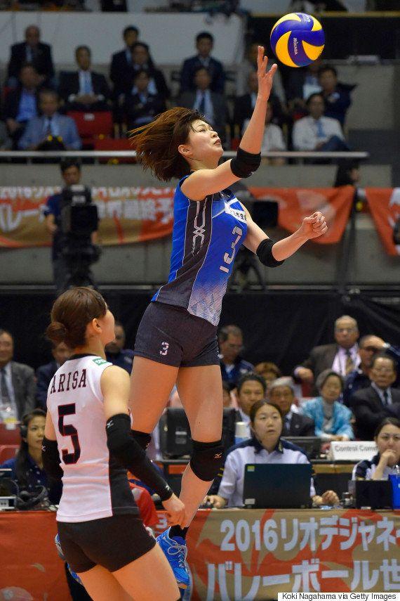 木村沙織「全てを出し切りたい」女子バレー、2大会連続メダルへ決意【リオオリンピック】