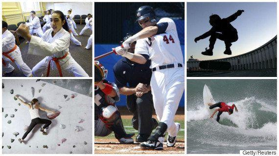 東京オリンピックの追加競技が決定 野球・ソフトが復活、空手など初採用
