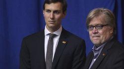 トランプ大統領の娘婿クシュナー氏、「黒幕」バノン氏外しに一役買う