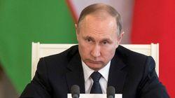 アメリカのシリア攻撃、プーチン大統領が批判