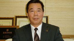 「土俵で倒れないように。万が一の時も男性医師がいる」静岡・掛川市長が巡業であいさつ⇒釈明