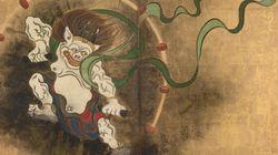 尾形光琳、没後300年 天才絵師の私生活は放蕩三昧だった?(画像集)